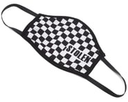 Stolen Fast Times Protective Face Mask (Black/White Checker) (2-Ply) | relatedproducts