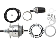 Sturmey Archer XRF8 Internal Hub (Silver) (36H) (8 Speed) (25T) (Includes Twist Shifter) | relatedproducts