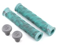 Subrosa Dialed Grips (Teal Drip) (Pair) | product-related