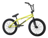 "Sunday 2021 Primer Park BMX Bike (20.5"" Toptube) (Bright Yellow) 