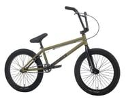 "Sunday 2021 Primer BMX Bike (21"" Toptube) (Matte Army Green) 