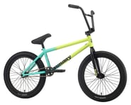 "Sunday 2021 Street Sweeper BMX Bike (20.75"" Toptube) (Matte Green Fade) 