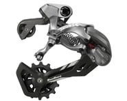 Sunrace RDMX60 Rear Derailleur (Black/Silver) (11/12 Speed) (Medium Cage) | relatedproducts