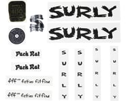 Surly Pack Rat  Decal Set Black | relatedproducts