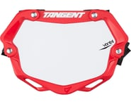 Tangent Mini Ventril 3D Number Plate (Red/White) | alsopurchased