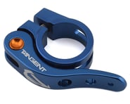 Tangent Quick Release Seat Clamp (Blue) | alsopurchased