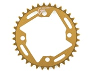 Tangent Halo 4-Bolt Chainring (Gold) | relatedproducts