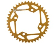 Tangent Halo 4-Bolt Chainring (Gold) (41T) | alsopurchased