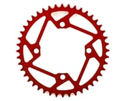 Tangent Halo 4-Bolt Chainring (Red) (44T) | alsopurchased