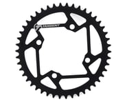 Tangent Halo 4-Bolt Chainring (Black) (46T) | alsopurchased