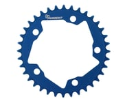 Tangent Halo 5-Bolt Chainring (Blue) | product-related