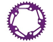 Tangent Halo 5-Bolt Chainring (Purple) (40T) | alsopurchased