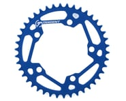 Tangent Halo 5-Bolt Chainring (Blue) (42T)   alsopurchased