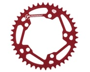Tangent Halo 5-Bolt Chainring (Red) (42T) | alsopurchased