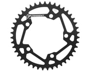 SCRATCH & DENT: Tangent Halo 5-Bolt Chainring (Black) (43T) | relatedproducts