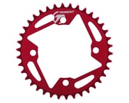 Tangent Halo 4-Bolt Chainring (Red) | relatedproducts