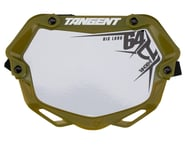 Tangent 3D Ventril Number Plate (Trans Green) | alsopurchased