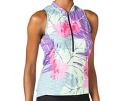 Terry Women's Sun Goddess Sleeveless Jersey (Rainforest) | product-related