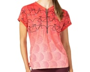 Terry Women's Wayfarer Short Sleeve Jersey (Gruppo Rouge) | relatedproducts
