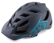 Troy Lee Designs A1 Helmet (Drone Grey/Blue) | relatedproducts
