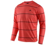 Troy Lee Designs Flowline Long Sleeve Jersey (Stacked Coral) | relatedproducts