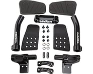 Vision Team Mini Clip-On Aero Bars (Black) | relatedproducts