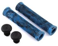 Volume VLM Flangeless Grips (Black/Blue Swirl) (2) | relatedproducts