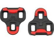 VP Components VP Arc 6 Look Keo Cleats (Red/Black) (9°) | relatedproducts