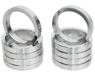 """Vuelta Aluminum Headset Spacers (Silver) (1"""") (5mm) 