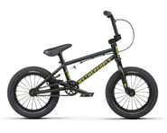 "We The People 2021 Riot 14"" BMX Bike (14"" Toptube) (Matte Black) 