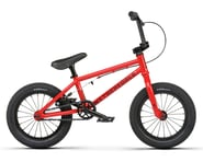 """We The People 2021 Riot 14"""" BMX Bike (14"""" Toptube) (Red) 