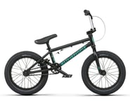 "We The People 2021 Seed 16"" BMX Bike (16"" Toptube) (Matte Black) 