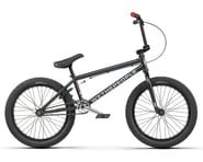 "We The People 2021 CRS 18"" BMX Bike (18"" Toptube) (Matte Black) 
