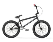 "We The People 2021 CRS FC BMX Bike (20.25"" Toptube) (Matte Black) 