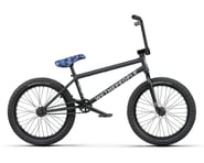 "We The People 2021 Crysis BMX Bike (20.5"" Toptube) (Matte Black) 