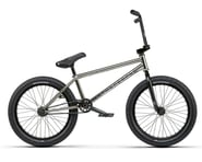 "We The People 2021 Envy BMX Bike (20.5"" Toptube) (Black Chrome) 