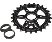 We The People Patrol Sprocket 33t Black 23.8mm Spindle Hole With Adaptors for 19 | relatedproducts