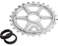 We The People Patrol Sprocket 33t High Polished 23.8mm Spindle Hole With Adaptor | relatedproducts