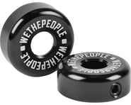 We The People Drops Bar Caps (Black) (Pair) | relatedproducts