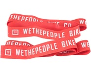 """We The People Nylon 20"""" Rim Tape Set, Red 