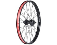 "We The People Supreme Rear Wheel - 22"", 14 x 110mm, Rim Brake, Cassette, Black, 