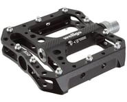 Wellgo B143 Platform Pedals (Black) | relatedproducts