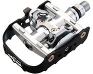 Wellgo WPD-95B Pedals (Black) (Single Side) (Clipless w/ Platform) | relatedproducts