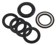 Wheels Manufacturing 24mm Bottom Bracket Spacer Pack (Black) | relatedproducts