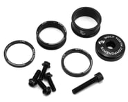 Wolf Tooth Components Headset Spacer BlingKit (Black) (3, 5, 10, 15mm) | relatedproducts