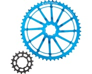Wolf Tooth Components GC49 (Blue) (49T Cog & 18T Cog) (For SRAM NX Cassettes) | relatedproducts
