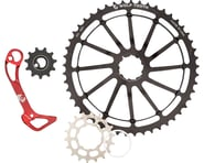Wolf Tooth Components WolfCage Combo Pack (Red) (49T Cog & 18T Cog) | relatedproducts