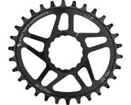 Wolf Tooth Components PowerTrac Drop-Stop Oval Chainring (Black) (Cinch) | relatedproducts