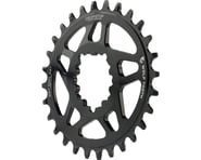 Wolf Tooth Components PowerTrac Drop-Stop GXP Oval Chainring (Black) | relatedproducts