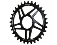 Wolf Tooth Components Drop-Stop Race Face Cinch Chainring (Black) (6mm Offset) (30T) | alsopurchased